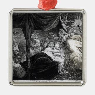 Der Traum des Liebhabers, 1795 Weihnachtsornament