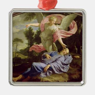 Der Traum von Elija, 1650-55 Weihnachtsbaum Ornament