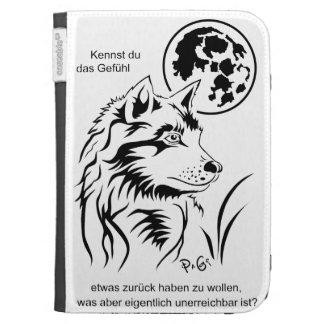 Der träumende junge Wolf Caseable Hülle