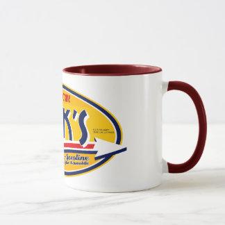 """Der Treibstoff-Tassen-Logo """"des Funkens"""" Tasse"""