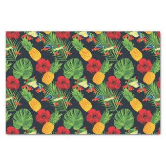Der tropische rote mit Augen Baum-Frosch Seidenpapier