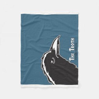 Der Troth - kleine Fleece-Decke Fleecedecke