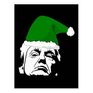 Der Trumpf dieses Stola-Weihnachten Postkarte