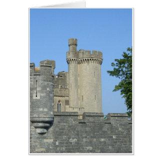 Der Turm Karte