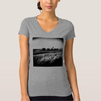 Der Turm Neptun-Frauen T-Shirt