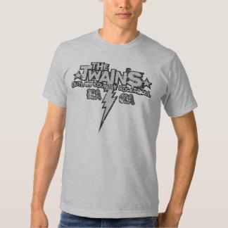 Der Twains Bolzen-Logo-T - Shirt! Hemd