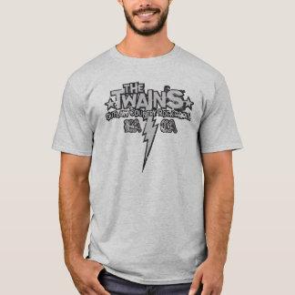 Der Twains Bolzen-Logo-T - Shirt! T-Shirt