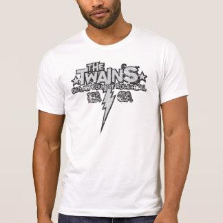 Der Twains Bolzen-Logo-Vintage T - Shirt! T-shirt