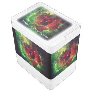 Der unicorns-Rosen-Rosette-Nebelfleck Kühlbox