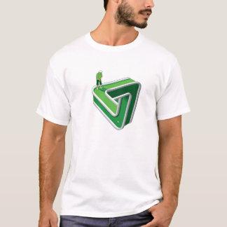 Der unmögliche Schlag! T-Shirt