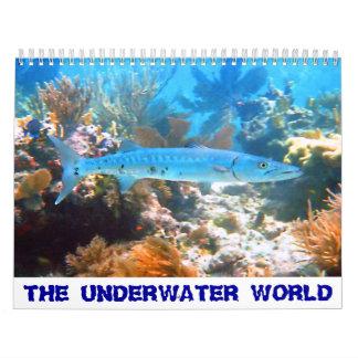 Der UNTERWASSERwelt2018 Kalender