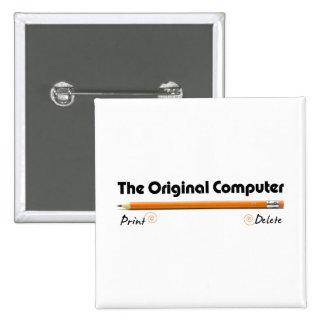 Der ursprüngliche Computer Buttons