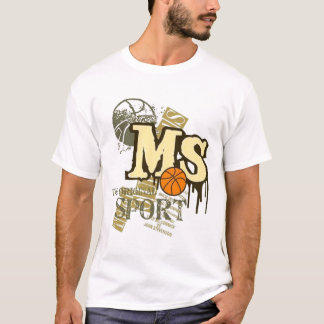 der ursprüngliche Sport T-Shirt