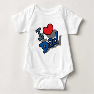 der Vatertag Baby Strampler