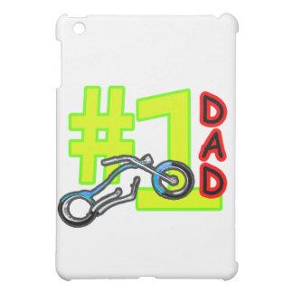 Der Vatertags-Chopper-Vati #1 das MUSEUM Zazzle Hülle Für iPad Mini