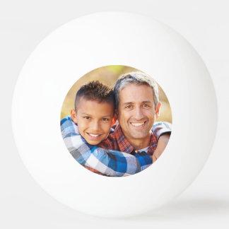 Der Vatertags-personalisierte FotoPing Pong Bälle Tischtennis Ball