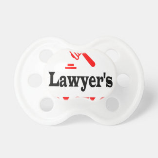 Der Vati des Rechtsanwalts Schnuller