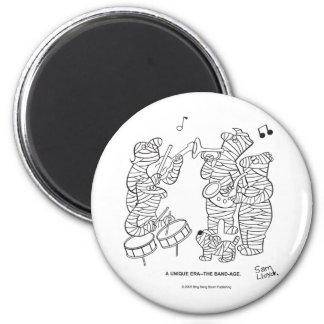 Der Verband Runder Magnet 5,1 Cm