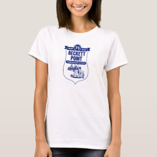 Der Verein der Beckett Punkt-Fischer - Damen-Shirt T-Shirt