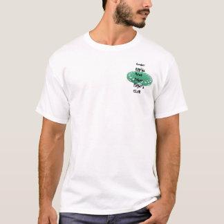 Der Verein des Zederrapids-Bereichs-Poker-Spielers T-Shirt