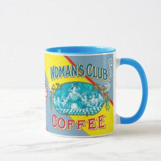 Der Verein-Kaffee der Frau Tasse