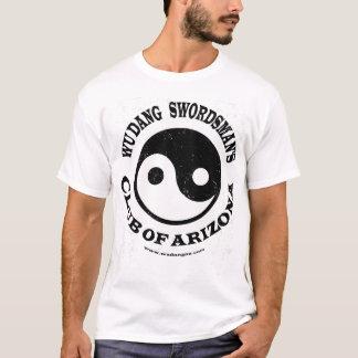 Der Verein Schwertfechters Wus Dang von Arizona T-Shirt