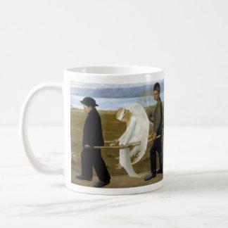 Der verletzte Engel Kaffeetasse