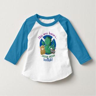 Der Verra Verra dieses kleine Kindes Scottish T-Shirt