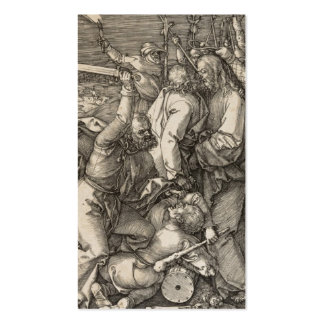 Der Verrat von Christus circa 1508 Visitenkarten