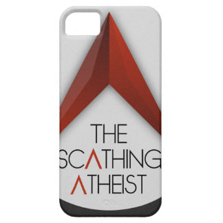 Der versengend Atheist Barely There iPhone 5 Hülle