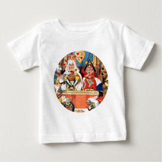 Der Versuch des Schurken der Herzen Baby T-shirt
