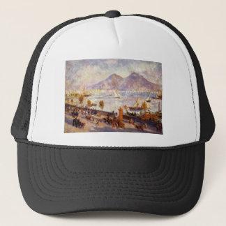 Der Vesuv morgens durch Pierre-Auguste Truckerkappe