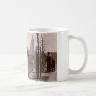 Der Victoria-Damm, London durch Giuseppe Kaffeetasse