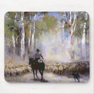 Der Viehhändler Mousepad
