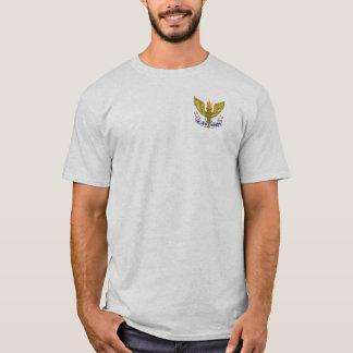 Der Vintage Engel Schalter-Männer Wings T - Shirt