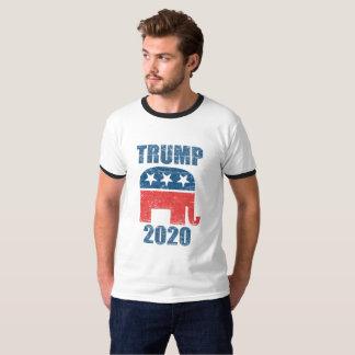 Der Vintage T - Shirt republikanischen der Männer