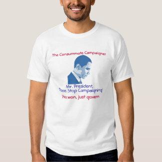 Der vollendete Aktivist Shirts