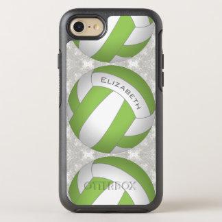 der Volleyball der Frauen irgendeine Farbe OtterBox Symmetry iPhone 8/7 Hülle