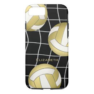 der Volleyball der Goldweißen Frauen iPhone 8/7 Hülle
