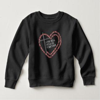 Der Wächter-Kleinkind-Dunkelheits-Sweatshirt Sweatshirt