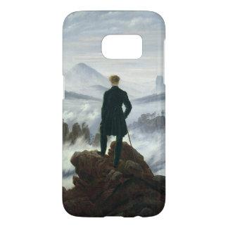 Der Wanderer über dem Meer von Nebel, 1818