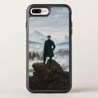 Der Wanderer über dem Meer von Nebel, 1818 OtterBox Symmetry iPhone 8 Plus/7 Plus Hülle