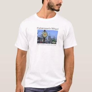 Der Warf des Fischers, San Francisco, CA T-Shirt