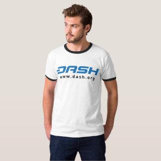 Der Wecker-Blau SCHLAG Männer T-Shirt
