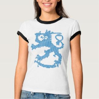 Der Wecker-T - Shirt der Sisu Löwe-Frauen