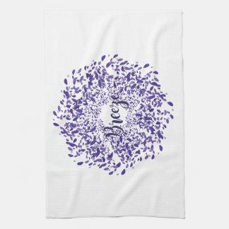Der Weg des Frühlinges - Brise Handtuch