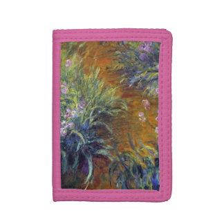 Der Weg durch die Iris durch Claude Monet