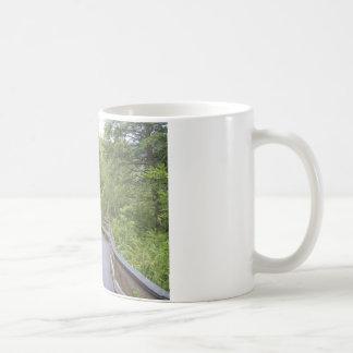 Der Weg Kaffeetasse