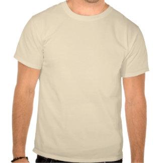 Der Weg-T-Shirt des Winters