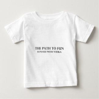 Der Weg zu Spaß 2 Baby T-shirt